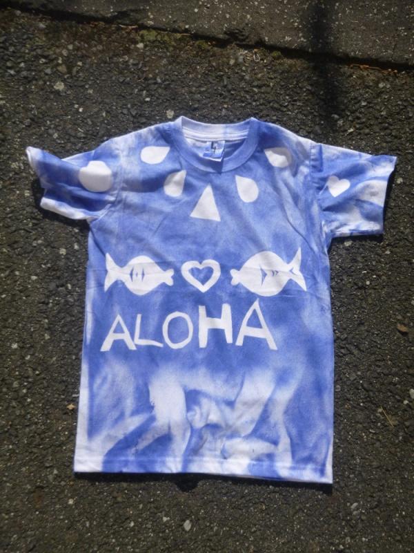 tričko aloha